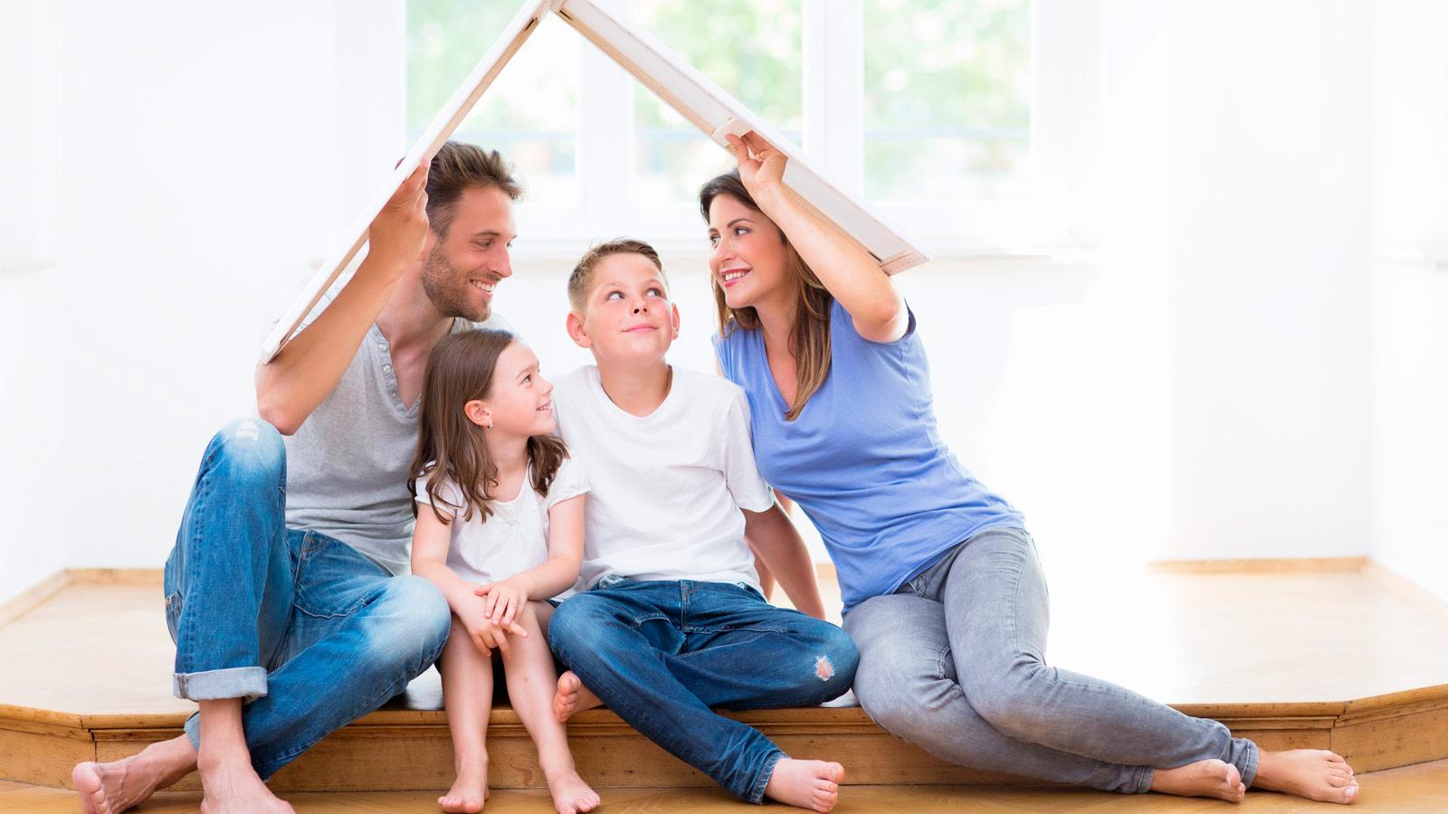 Der Gebaeudeenergieberater Familie Haus
